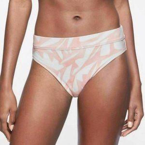 NWT Athleta South Beach High Waist Bikini Bottom M
